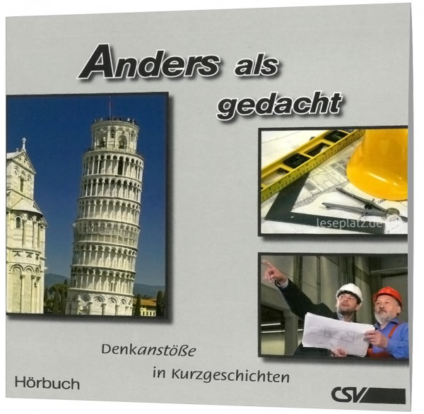 Anders als gedacht - Hörbuch