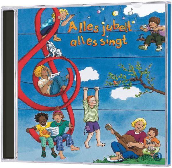 Alles jubelt, alles singt - CD (1)