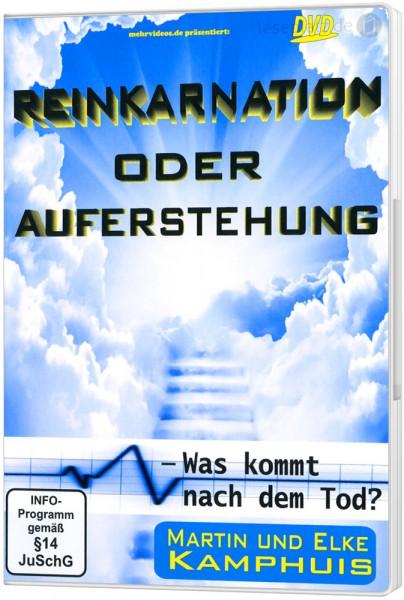 Reinkarnation oder Auferstehung - DVD Was kommt nach dem Tod?