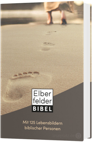 Elberfelder Bibel 2006 Taschenausgabe - mit 125 Lebensbildern biblischer Personen