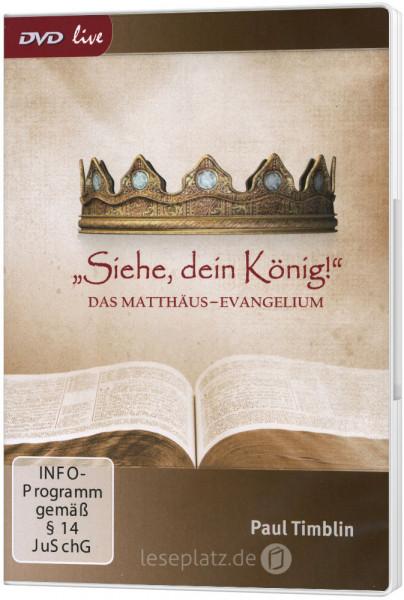 Das Matthäus-Evanglium - DVD