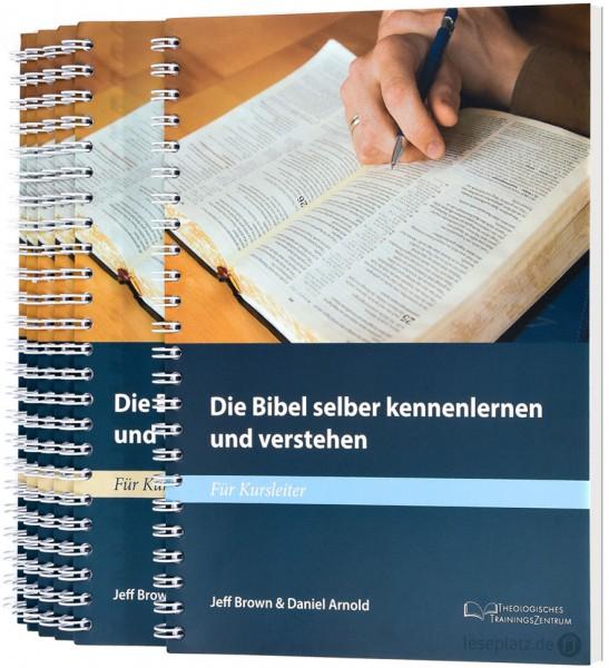 Die Bibel selber kennenlernen und verstehen - Gruppenpaket