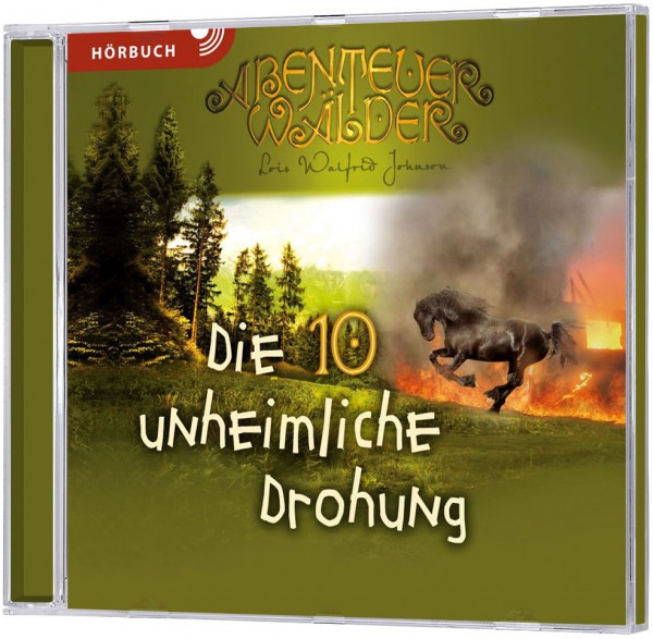 Die unheimliche Drohung (10) - Hörbuch (MP3)