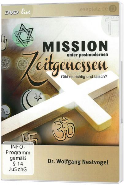 Mission unter postmodernen Zeitgenossen - DVD
