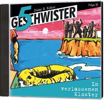 5 Geschwister CD (6) - Im verlassenen Kloster