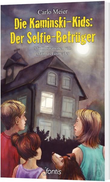Der Selfie-Betrüger (17) - Taschenbuch