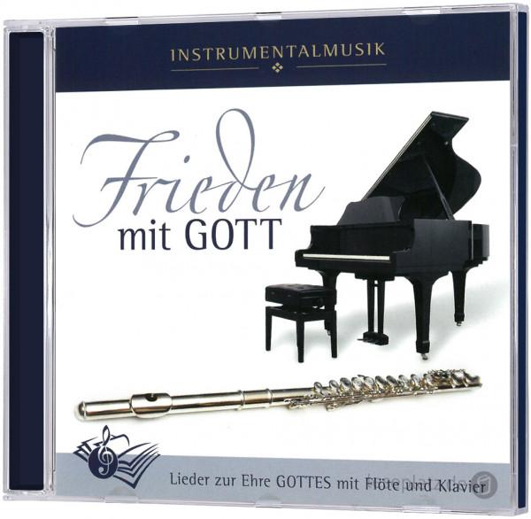 Frieden mit Gott - CD