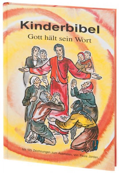 Kinderbibel - Gott hält sein Wort