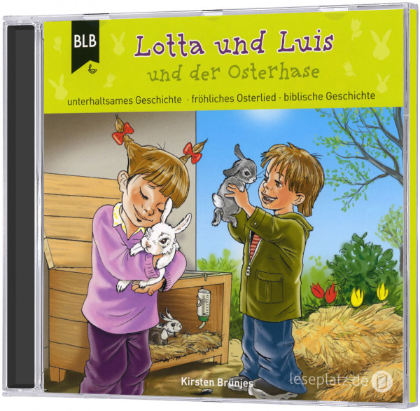 Lotta und Luis und der Osterhase - CD
