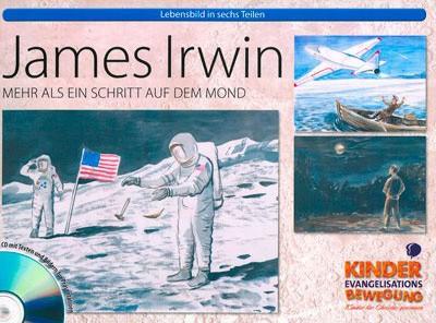 James Irwin Ringbuch mit 36 Bildern inkl. CD-ROM mit Text und Vorlagen