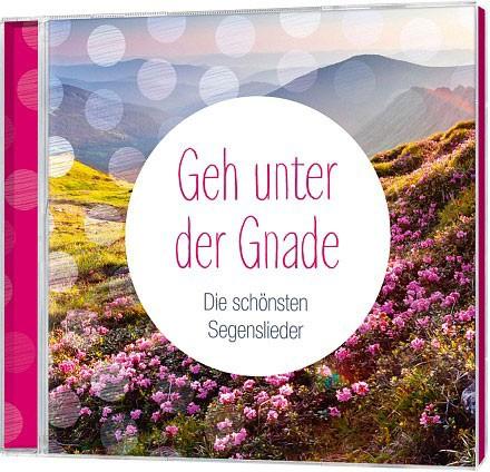 Geh unter der Gnade - CD