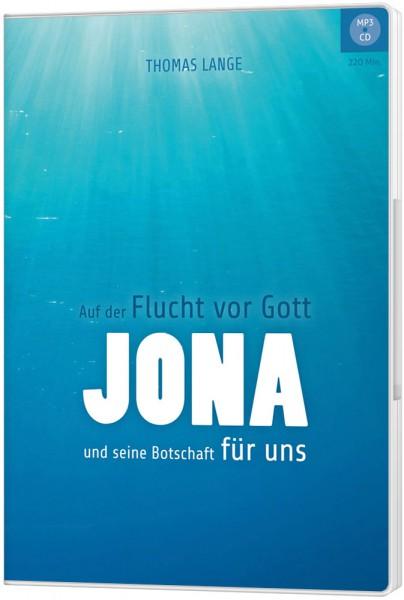 Jona - Auf der Flucht vor Gott (MP3-CD)