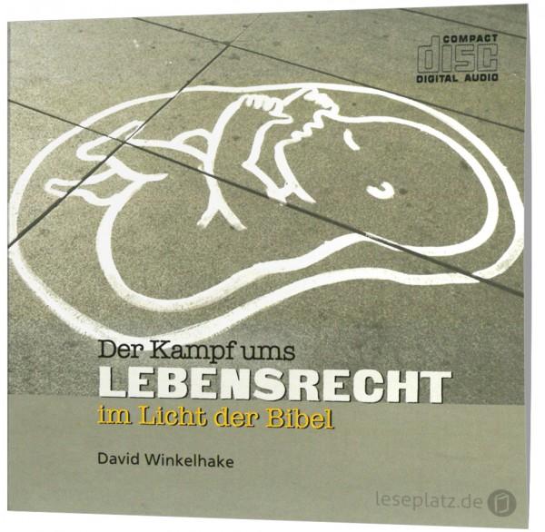 Der Kampf ums Lebensrecht - CD