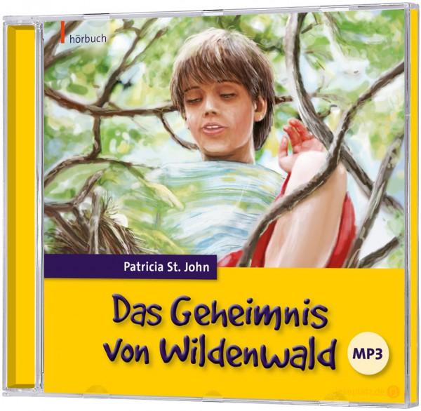 Das Geheimnis von Wildenwald - Hörbuch (mp3-CD)