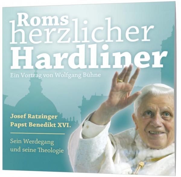 Roms herzlicher Hardliner - CD