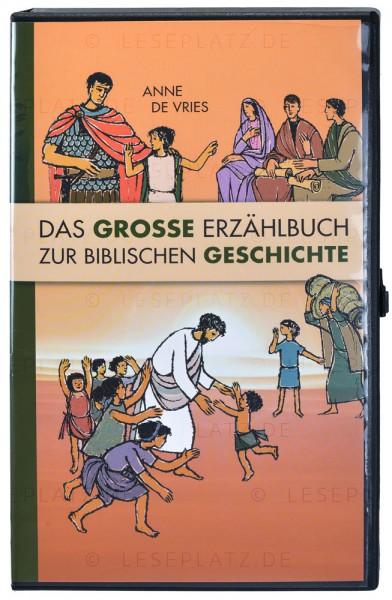 Das große Erzählbuch zur biblischen Geschichte - CD-Hörbuch