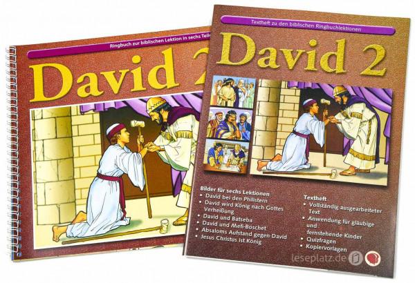 David 2 - Lektionen-Set