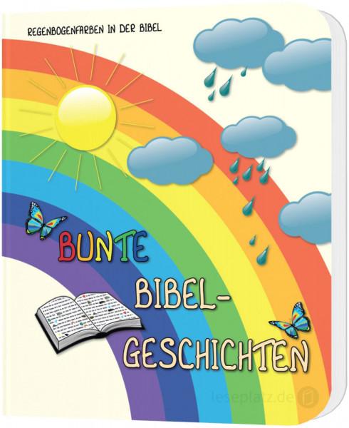 Bunte Bibel-Geschichten - Pappbuch