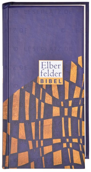 Elberfelder Bibel 2006 Pocket Edition - Hardcover