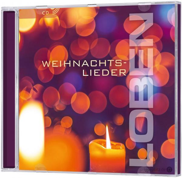 Loben Weihnachtslieder - CD