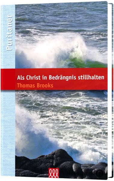 Als Christ in Bedrängnis stillhalten (17)
