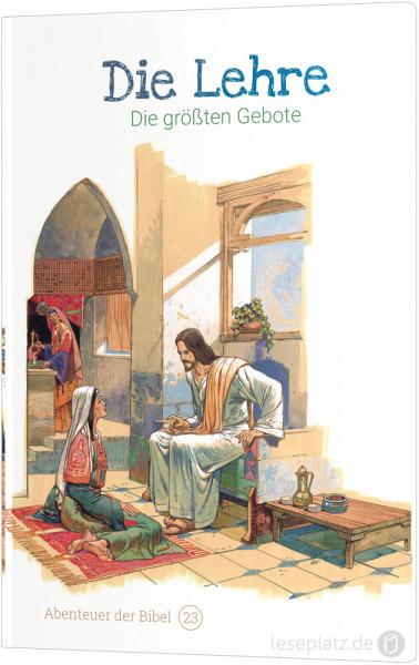 Die Lehre - Die größten Gebote (23)