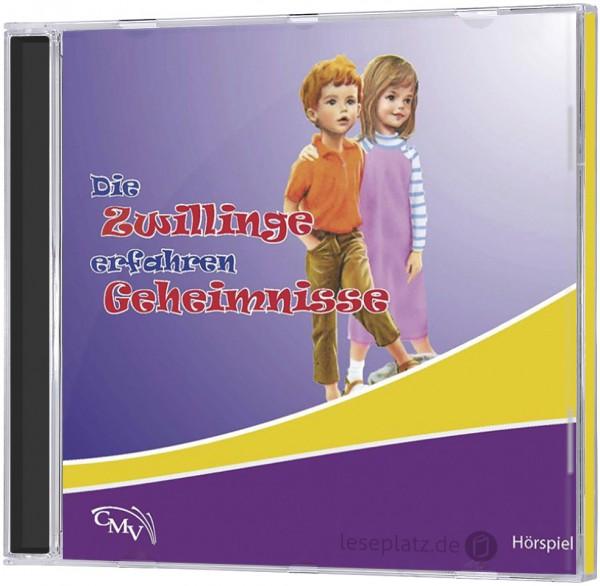 Die Zwillinge erfahren Geheimnisse - CD