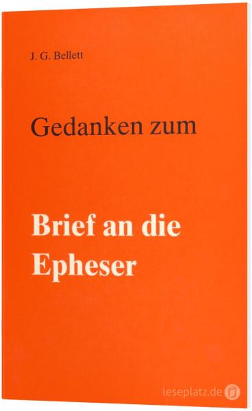 Gedanken zum Brief an die Epheser