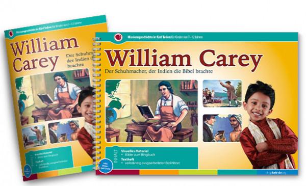 William Carey - Lektionenset