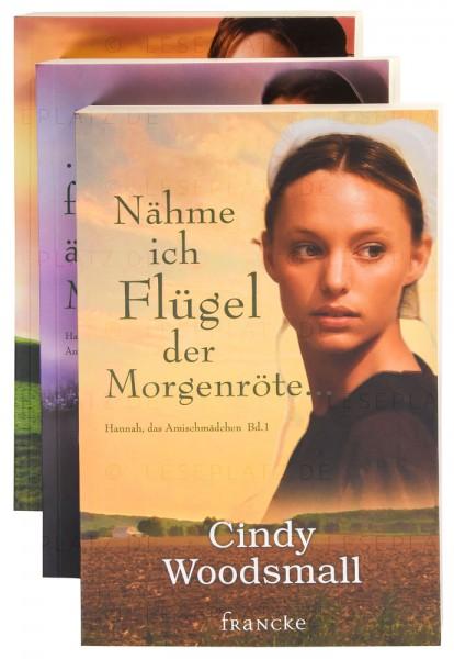"""Buchpaket """"Hannah, das Amischmädchen"""""""