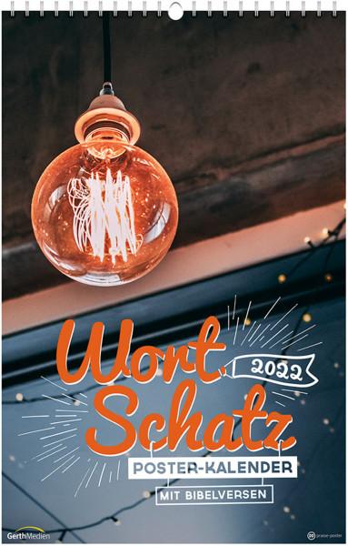 WortSchatz 2022- Posterkalender
