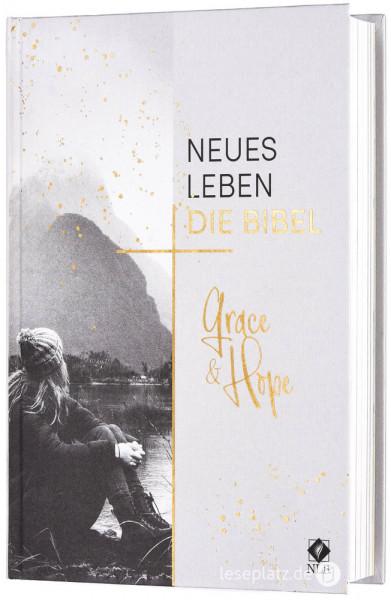 "Neues Leben. Die Bibel - Standardausgabe ""Grace & Hope"""
