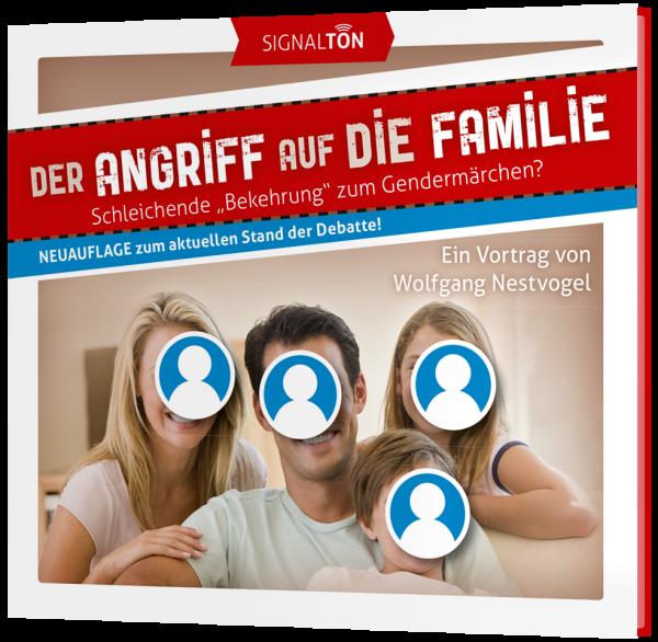 Der Angriff auf die Familie - CD