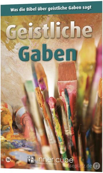 Geistliche Gaben - Leporello 16