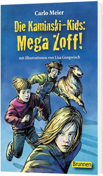 Die Kamniski-Kids (2) Taschenbuch: Mega Zoff!