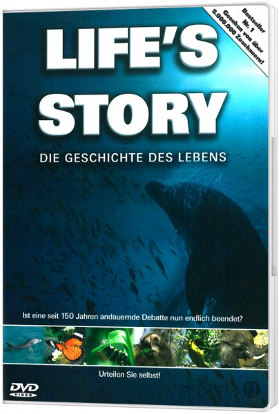 Life's Story - DVD