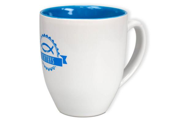 "Keramiktasse ""Ichtys"""