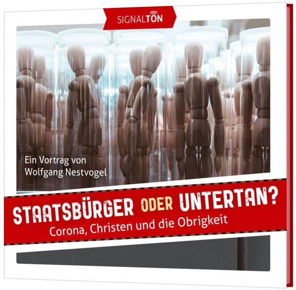 Staatsbürger oder Untertan? - CD