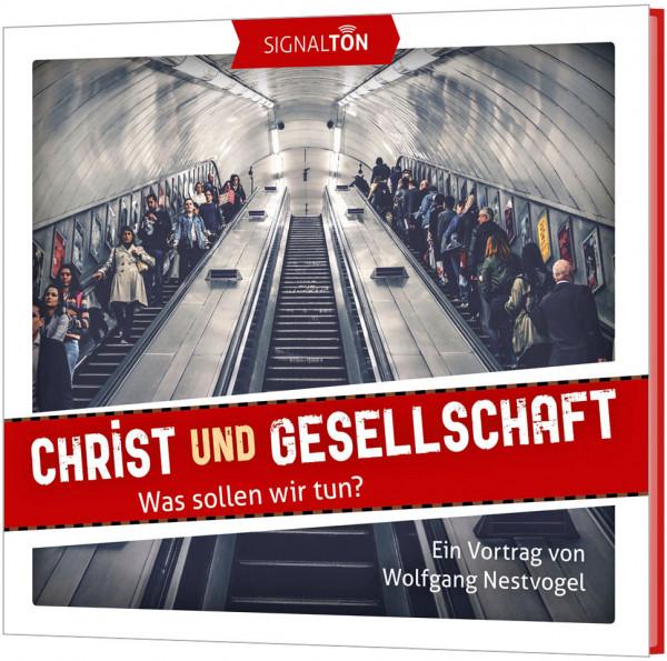 Christ und Gesellschaft - CD