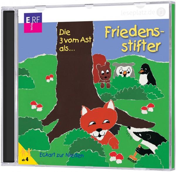Die 3 vom Ast ... als Friedensstifter - CD