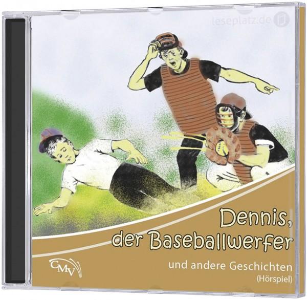 Dennis, der Baseball-Werfer - CD