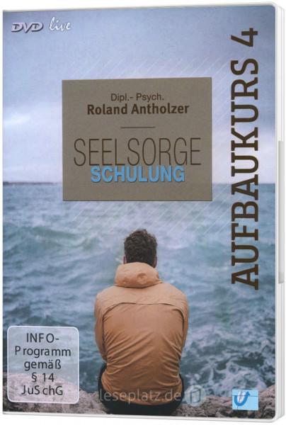 Seelsorge Schulung Aufbaukurs 4 (DVD)