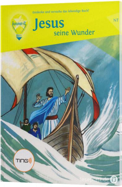 Jesus - Seine Wunder (1) - TING-Buch