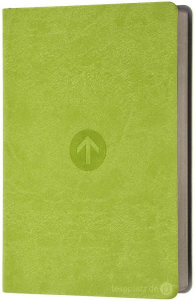 Schlachter 2000 Taschenausgabe - PU-Einband grün