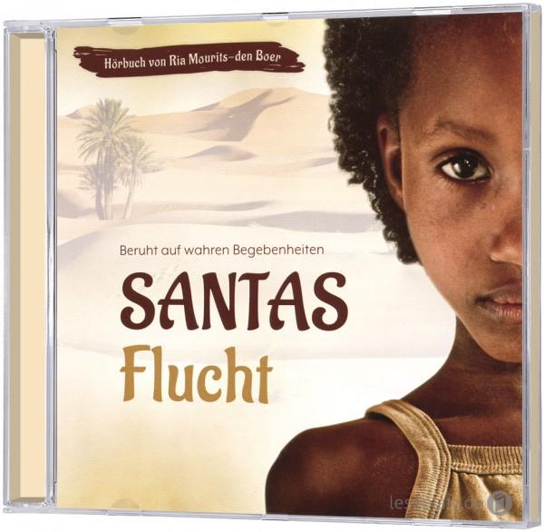 Santas Flucht - Hörbuch