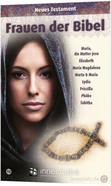 Frauen der Bibel (NT) - Leporello 15