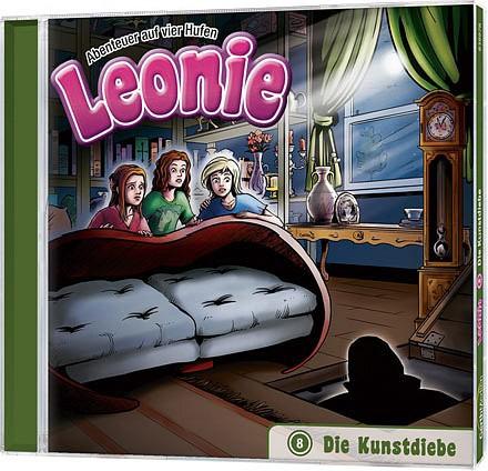 CD Leonie (8) - Die Kunstdiebe