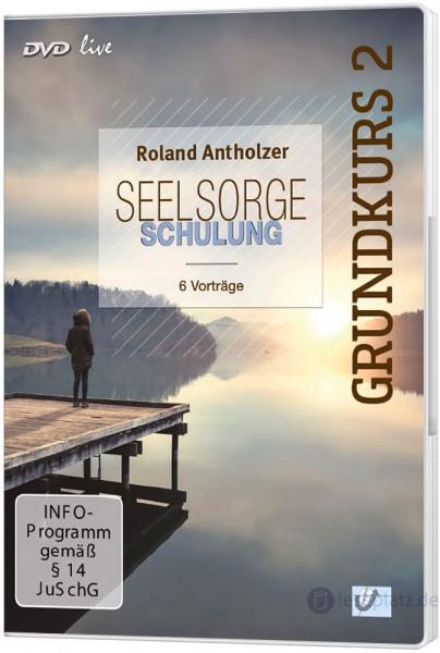 Seelsorge Schulung Grundkurs 2 (2 DVDs)