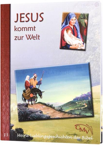 Jesus kommt zur Welt (13)
