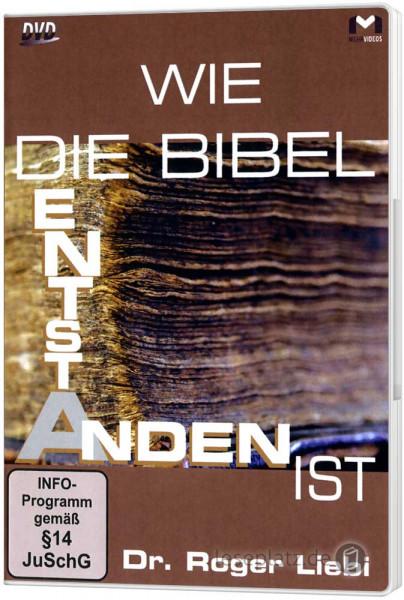 Wie die Bibel entstanden ist - DVD